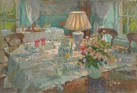 Susan Ryder RP NEAC Clearing the Table