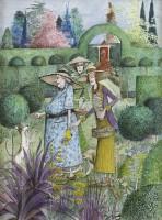 Sue Macartney Snape Garden Visit