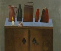 Simon Quadrat PPRWA NEAC Objects on Sideboard