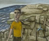 Simon Quadrat PPRWA NEAC The Cliff Walker