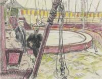 Steven Spurrier Big Top, Elgin, 1935