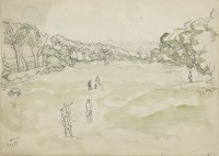 Steven Spurrier Cricket, May 1931