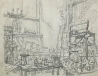 Steven Spurrier Frank Brangwyn's Studio