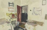 Steven Spurrier The Artist's Bedroom