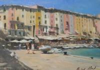Michael Alford, Seafront, Porto Venere