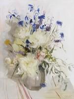 Serena Rowe Flowers from the Garden in June