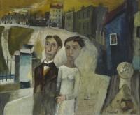 Simon Quadrat Newly Married