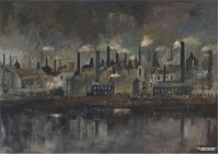 Malcolm Teasdale Smoke Stacks