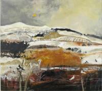 Christine Woodside Snow Fields, Fife