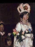 Ruskin Spear The May Queen