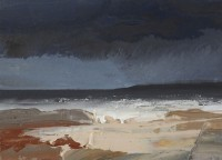 Chris Bushe Summer Rain, Warm Beach