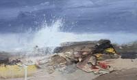 Chris Bushe Summer Waves, Saligo Bay