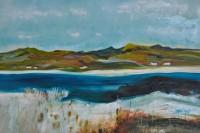 Katherine Swinfen Eady Dashing along the Beach, Ardnamurchan