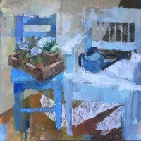 Helen Riches The Blue Chairs