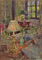 Susan Ryder RP NEAC The Green Shade