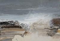 Chris Bushe The Ocean Pounds the Shore, Saligo Bay