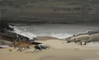 Chris Bushe 	The Sea Swallows the Beach and the Sky Covers the Land