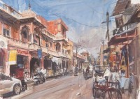 Tom Hoar The Pink City, Jaipur