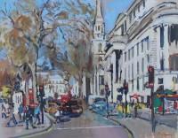 Luke Martineau Trafalgar Square Looking North