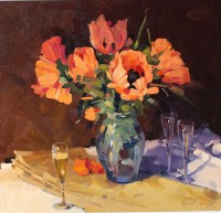 Helen Turner Pink Poppies