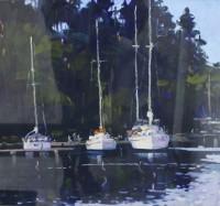 Helen Turner Tall Masts, Crinan