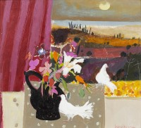 Christine Woodside Tuscan Moon