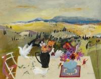 Christine Woodside Tuscan Table