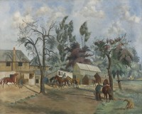 Mary Viola Paterson Racing Stables