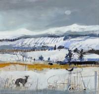 Christine Woodside Winter Chill, Dollar