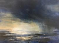 Zarina Stewart Clark Late Sun, Gulf of Corryvreckan