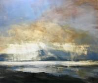 Zarina Stewart Clark Inner Sound, Skye from Applecross