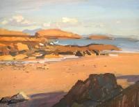 Luke Martineau View towards Dinas Trefri