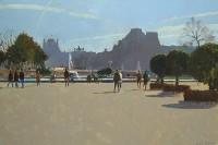 David Sawyer RBA Morning - A Walk in the Tuileries Gardens