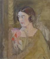 Amy Millar Watt (1900–1957) Portrait of a Woman