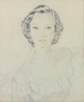 Boris Smirnoff (1903–2007) Portrait of a Woman
