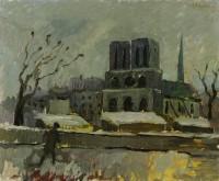 Eric Cederberg Notre Dame