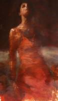Mark Demsteader Erin - Study in Oil