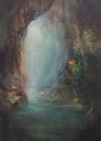 Gleaming Cave Pool James Naughton