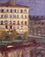 Karl Hagedorn (1889-1969) NEAC NS RBA RI RSMA Paris