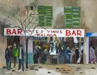 Harry Wichmann Bar Malaga