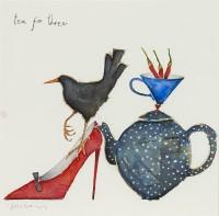 Janice Gray Tea for Three