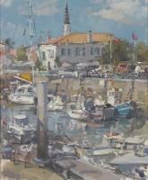 John Martin The Harbour - Ars - en Re