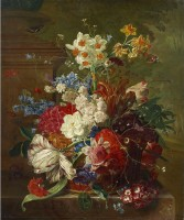Frederick Victor Bailey Still Life in the Dutch style