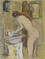 Paul Maze Jessie Washing