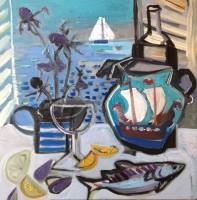 Marissa Weatherhead Little Sailing Boat