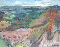 Margrete Marks (1899-1990) (1899-1990) Malvern Hills