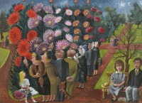 Margaret Pullee Rendezvous in the Park