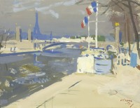 Nils Ove Olson La Seine