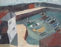 Margrete Marks (1899-1990) Outer Harbour