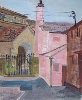 Margrete Marks (1899-1990) (1899-1990) Pink Cottage, Dent, Yorkshire